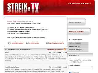 STRIKE:TV